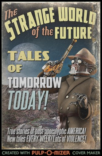 Tales of Tomorrow Today!