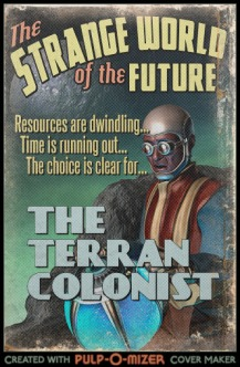 The Terran Colonist